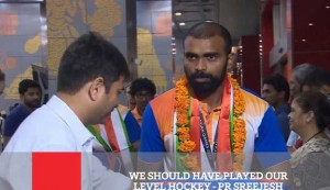 We Should Have Played Our Level Hockey  - PR Sreejesh