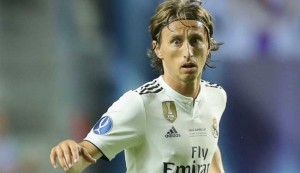 Best of the reaction to Modric's men's player of the year win
