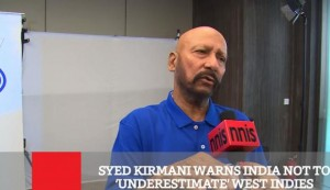 Syed Kirmani Warns India Not To Underestimate West Indies