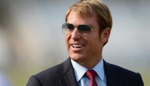 As long as you do well in the Ashes - Warne