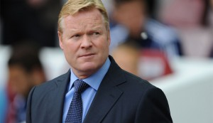 It's usually the Germans who score late goals - Koeman