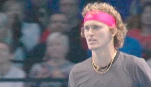 Zverev books last four clash with Federer