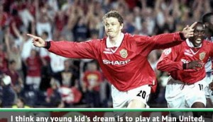 Becoming Manchester United manager next best thing after retiring as a player - Solskjaer