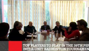 Top Players To Play In The 39th PSPB Inter-Unit Badminton Tournament