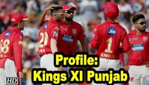 IPL Team Profile  Kings XI Punjab out to prove a point in IPL 2019