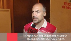 Long Road Ahead For The Olympic Qualification - Santiago Nieva