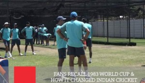 Fans Recall 1983 World Cup & How It Changed Indian Cricket