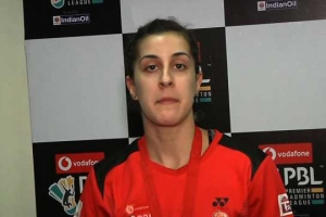 It's Always Amazing To Play In India Says Carolina Marin
