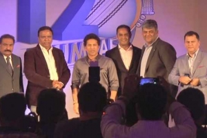 Mumbai Cricket Has Always Led Indian Cricket - Tendulkar