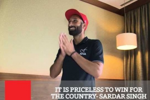 It Is Priceless To Win For The Country - Sardar Singh