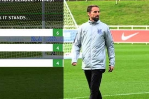 How can England qualify for the finals?