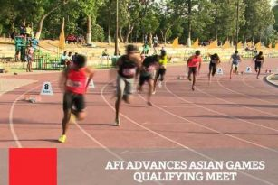 AFI Advances Asian Games Qualifying Meet