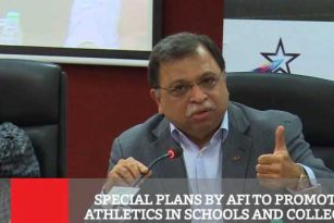 Special Plans By Afi To Promote Athletics In Schools And Colleges