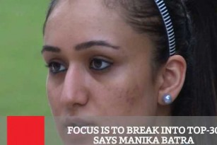 Focus Is To Break Into Top-30 Says Manika Batra