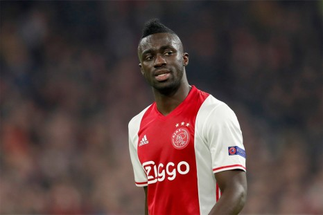 Ajax couldn't resist Spurs' spending power over Davinson Sanchez