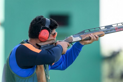 Will Play 2024 Olympics As A Trap Shooter - Sangram