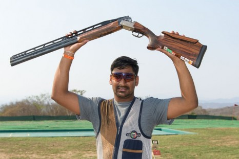 Sodhi's Predictions Come True As Double Trap Gets Medals