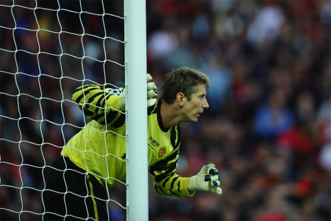 Premier League clubs waste young talent  van der Sar