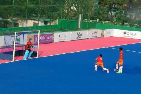 HWL - India Trains Hard Ahead Of Their Opening Match Against OZ