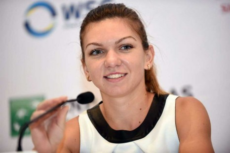 Simona Halep chooses her favourite men's player in 2017