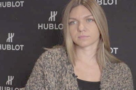 Halep draws comparisons between Dimitrov and Federer