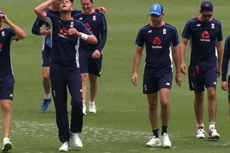 Root proud of how England have dealt with Australia 'noise'