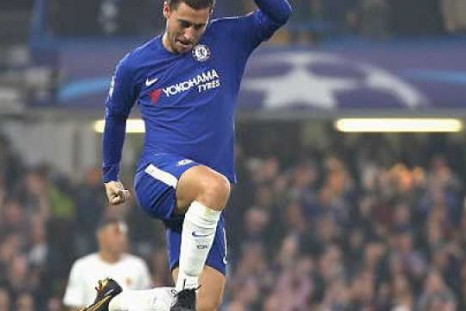 Hazard is at the same level as the world's best - Conte