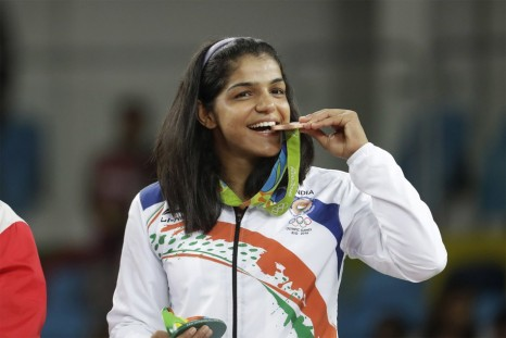More Girls Will Come For Wrestling From MP - Sakshi Malik