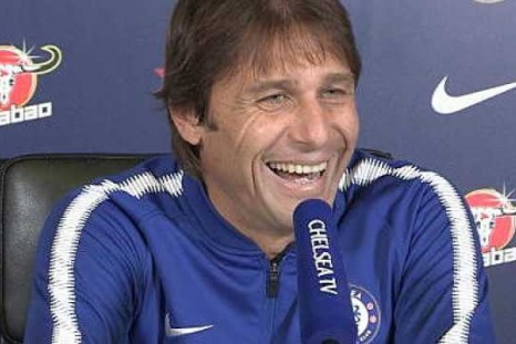 Daughter's opinion more important than my wife's - Conte