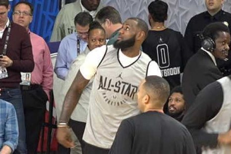 LeBron a fan of new All-Star format