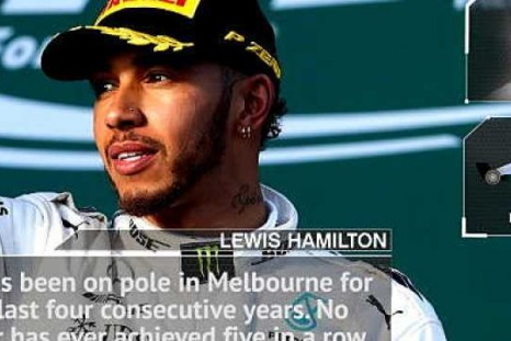Formula One: Australian Grand Prix race preview