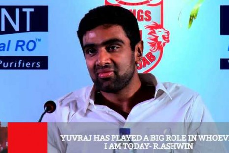 Yuvraj Has Played A Big Role In Whoever I Am Today - R.Ashwin