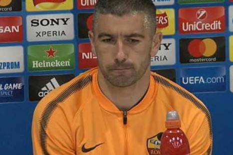 Roma's Kolarov excited for 'special' Anfield atmosphere