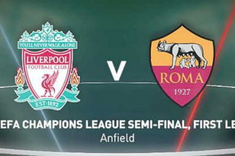 Liverpool v Roma in words and numbers