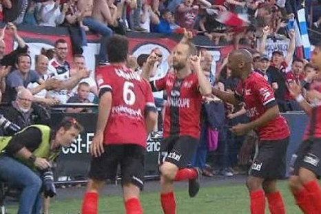 Ligue 1: Take a bow! Didot's rocket shot doubles the lead against Monaco