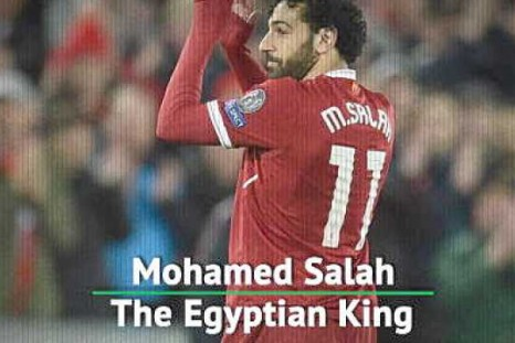 Mohamed Salah - The Egyptian King