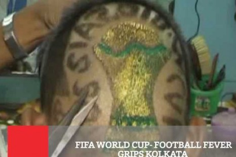 FIFA World Cup  Football Fever Grips Kolkata