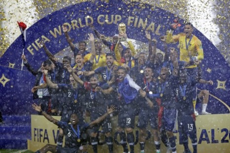 Road to Victory - France's route to World Cup glory