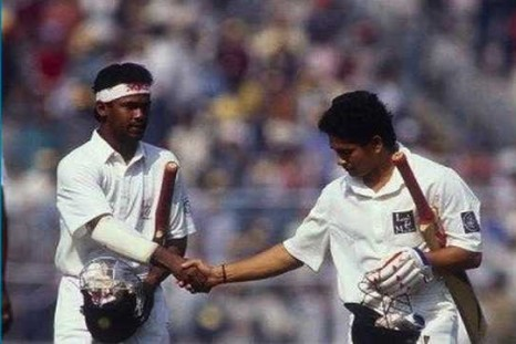 Kambli shares beautiful message for Sachin on friendship day