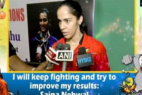 I will keep fighting and try to improve my results: Saina Nehwal