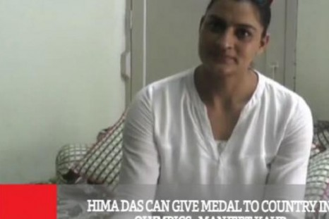 Hima Das Can Give Medal To Country In Olympics - Manjeet Kaur