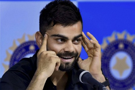 Enjoy it, but don't get too many runs - Kohli's lighthearted message to debutant Pope
