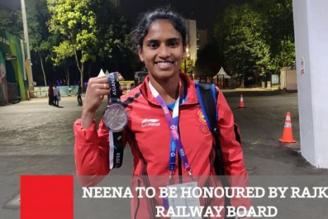 Neena To Be Honoured By Rajkot Railway Board