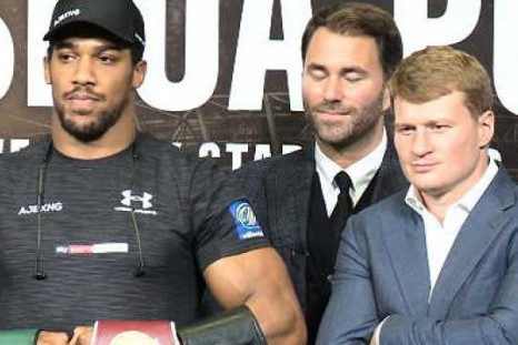 Both Povetkin and I will dig deep - Joshua