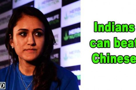 Indians can beat Chinese: Paddler Manika Batra