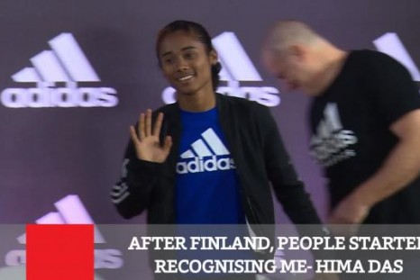 After Finland, People Started Recognising Me - Hima Das