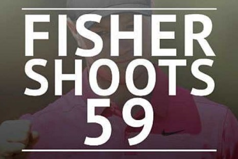 History made as Fisher shoots first ever 59