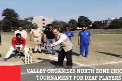 Valley Organises North Zone Cricket Tournament For Deaf Players