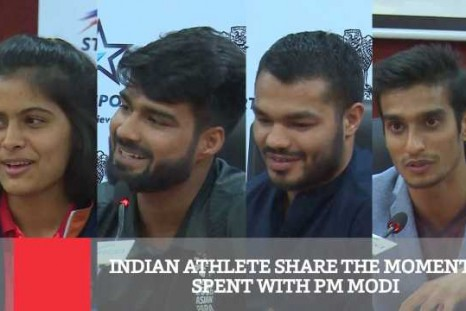 Indian Athlete Share The Moments Spent With PM Modi