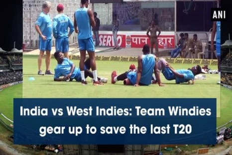 India vs West Indies: Team Windies gear up to save the last T20